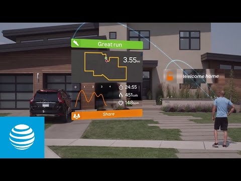 Mobilizing Your World with AT&T Digital Life