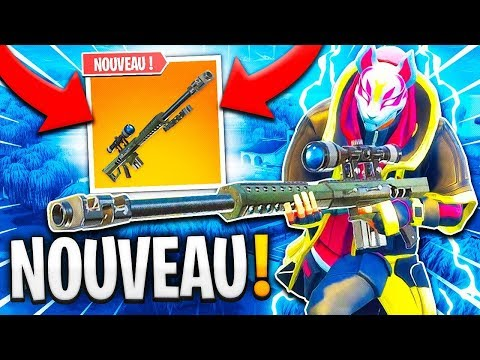 "NOUVEAU SNIPER ""HEAVY"" CHEAT? // 1300+ WINS // NIGHT GANG // Fortnite Gameplay+ Tips"