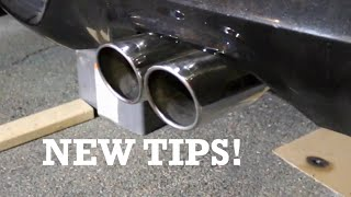 Focus ST Muffler Delete Update! New Tips!! by Ignition Tube