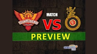 RCB vs SRH, Virat Kohli to avenge previous loss PREVIEW. RCB have the tough task of picking up pieces when they face...