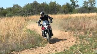 7. Episode 8: Honda Crosstourer vs Triumph Tiger Explorer