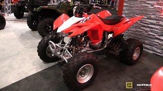 4. 2016 Honda TRX 400X Sport ATV - Walkaround - 2015 AIMExpo Orlando