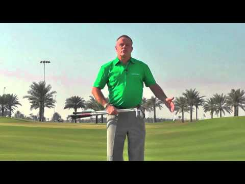 Golf Tips: pitching distance control
