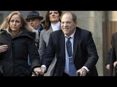 Harvey Weinstein muss 23 Jahre in Haft wegen Vergewal ...