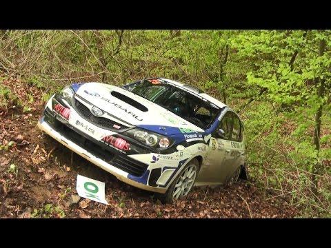Crash Rally Presov 2017 Minarovič Tomáš Baran Róbert