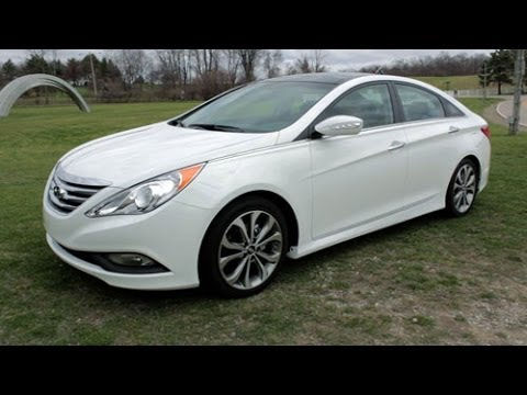2014 Hyundai Sonata Limited Review – LotPro