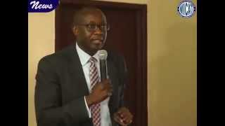 Liberia's Finance and Development Planning Minister Discusses Ebola affected economy (Ebonomy)