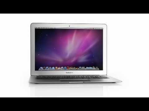 「MacBook Airを広島弁で紹介したパロディ映像」のイメージ