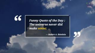 5 Quote of the Day June 10th 2017 Quote of the Day : Every man has his own destiny: the only imperative is to follow it, to accept it ...