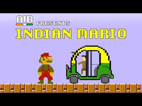 Indian Mario