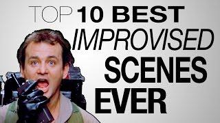 Video Top 10 Improvised Scenes in Movie History MP3, 3GP, MP4, WEBM, AVI, FLV Juni 2018