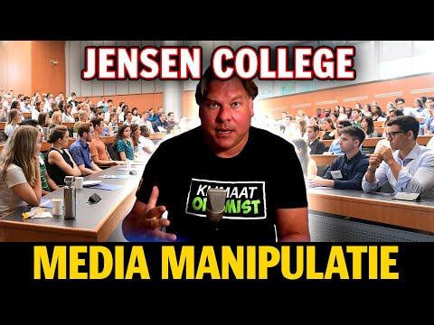 Jensen college - Media Manipulatie