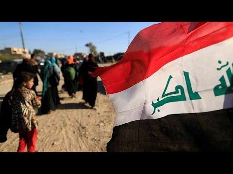 Ιράκ: Προέλαση του στρατού στην δυτική Μοσούλη