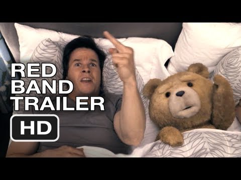 Trailer - Ted Official Redband Trailer #1 - Mark Wahlberg, Mila Kunis, Seth MacFarlane Movie (2012) HD Video