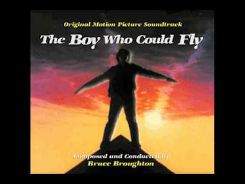 "Bruce Broughton Scores ""The Boy Who Could Fly"""