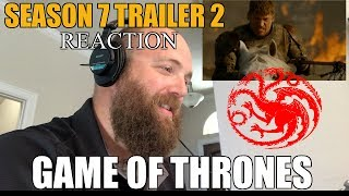 Here is my reaction to the second trailer for Game of Thrones, Season 7. This season is shaping up to be an instant classic from...