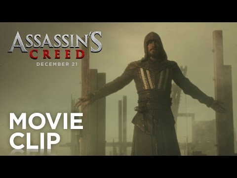 Assassin's Creed (Clip 'Leap of Faith')