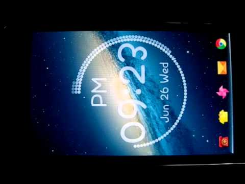 Video of Polar Clock Free