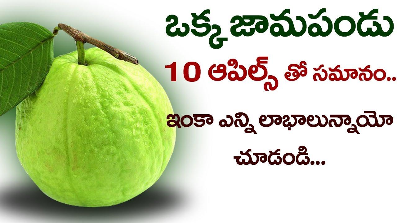Mesmerizing Befits from Guva Fruit – Share it