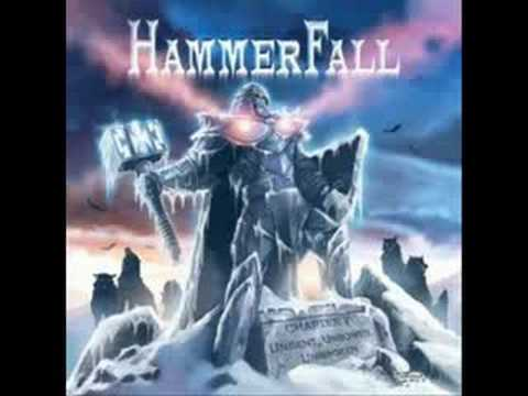 Trailblazers - A vid i made to let you guys listen to some Hammerfall whilst enjoying some Hammerfall related pics.
