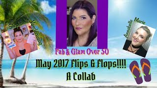 SHARING MY May 2017 Flips and Flops (Faves and Hates) ~ Collab with Stephanie Vanderwaag & Annabelle MarieChristie's Video: http://bit.ly/2rQrCOCStephanie's Video: http://bit.ly/2stocOTHi Everyone!I cannot believe we're already in the month of June and sharing our May 2017 makeup and beauty favorites. I love sharing monthly beauty favorites, but this month I've added more than one product that is a disappointment. Let me know if you have any monthly favorites or favorite beauty products for May 2017! I'd love to hear from you!xoxo💋Marlene▶💄For New Creators:Sub4Sub: Is Sub For Sub Good or Bad?http://bit.ly/2paWckN💜If you love art, stop by my brother's (William Braemer) art gallery in Miami! This video includes a bit of footage from our beautiful Miami!Art Fusion Galleries: ( Luminescent Infusion Opening Night Event, April 26) http://bit.ly/2qeumBu📧Business Inquiries: fabglam50@gmail.com📧📧📧📧📧📧📧📧📧📧📧📧📧📧📧📧📧📧📧📧📧📧📧📧Send Me A Postcard Fab and Glam Over 50125 E Merritt Island CausewaySte 107   #270Merritt Island, Fl 32952💜💜FTC: I receive a few pennies when you click on the magiclinks below. There will NO additional charges to your purchase(s).💜What I'm Wearing:😍Earrings: glitzyfritzy.com😍Top: Macy's (from the sale rack a few months ago)💄💄💄💄💄💄💄💄💄💄💄💄💄💄💄💄💄💄💄💄💄💄💄💄💄💄💄💄💜 Sqhairband: http://bit.ly/2ptHndD**Use my code: MARLENE to save $3.99 on purchase of $20 or moreI do not receive monetary compensation for you using my code. This is only a savings to you.💜Products Mentioned: 💜Dior Diorskin Forever Perfect Foundation Broad Spectrum SPF 35http://go.magik.ly/ml/4z5q/💜FARSÁLI Unicorn Essencehttp://go.magik.ly/ml/50g1/💜Becca Sunlit Bronzers in Maui Nights & IpanemaSephora:http://go.magik.ly/ml/59oy/Ulta: http://go.magik.ly/ml/59oz/💜BECCA X Chrissy Teigen Glow Face PaletteSephora: http://go.magik.ly/ml/59p1/Ulta: http://go.magik.ly/ml/540h/💜Zoeva Nude Spectrum Eye Shadow Palette: http://bit.ly/2fxik0L💜Vitamin D3: Please check with your doctor prior to taking any medication whether it's