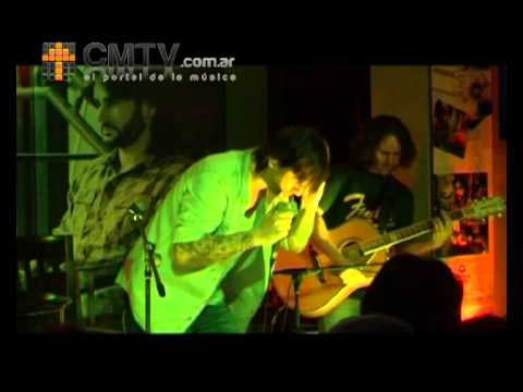 Melendi video La tortura de Lyss - Hard Rock Cafe 23 de Abr. 2013