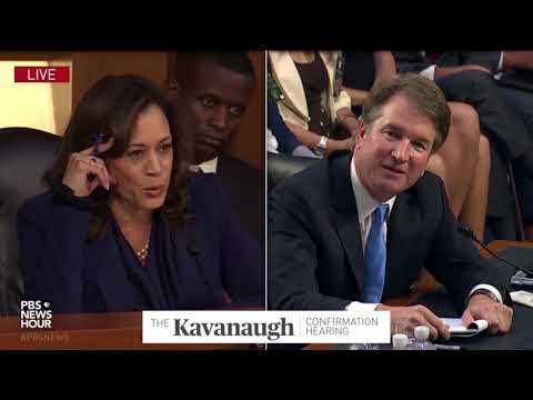 Key Moments From Brett Kavanaugh's Confirmation Hearing In Less Than 15 Mins