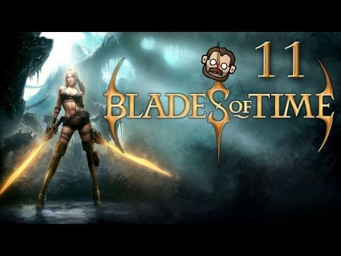 Let's Play Blades Of Time #011 - Ayumi Hat Sie Alle [deutsch] [720p]