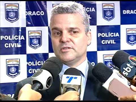 [RONDA GERAL] Polícia divulga os detalhes da Operação Octonagem