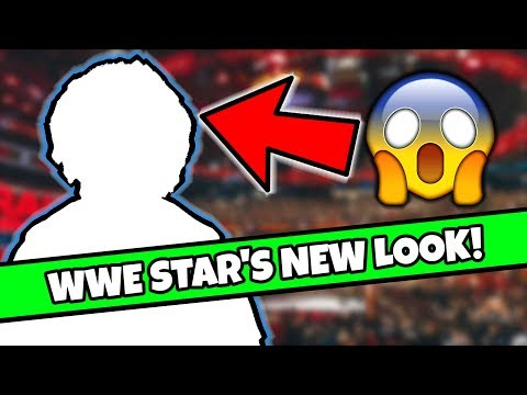 NEWS: WWE Star Gets CRAZY New Hairstyle!!