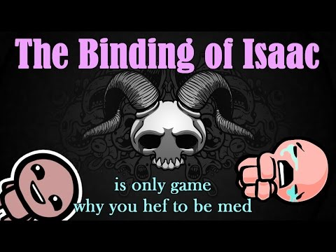 The Binding Of Isaac: Something New