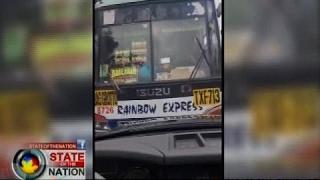 Video Bus driver na nag-counterflow, nakipagmatigasan sa kasalubong na motorista at sa traffic enforcer MP3, 3GP, MP4, WEBM, AVI, FLV Juni 2018