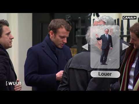 Le costume d'Halloween d'Emmanuel Macron - Canalbis - CANAL+