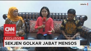 Video Exclusive! Idrus Marham & Khofifah Blak-blakan soal Jabatan Mensos MP3, 3GP, MP4, WEBM, AVI, FLV Januari 2018