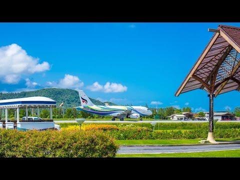 Koh Samui Airport Arrival Thailand