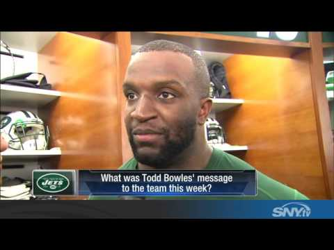 Video: David Harris looks forward to Jets/Colts, perhaps Darrelle Revis does not