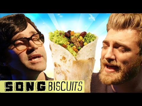 The Burrito Song – Song Biscuits #4