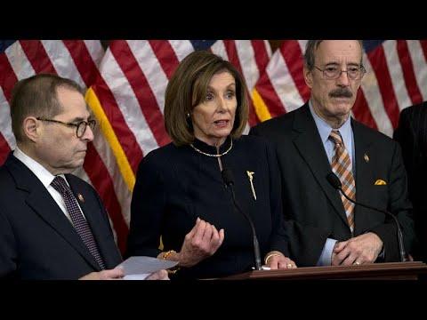 ΗΠΑ: Παραπομπή Τραμπ σε δίκη με το ερώτημα της καθαίρεσης…