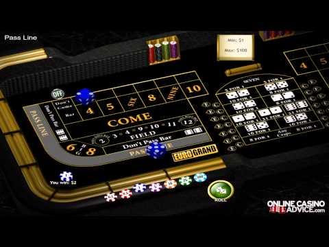 How to Play Craps Online – OnlineCasinoAdvice.com