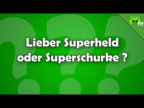 Lieber Superheld oder Superschurke ? - Frag PietSmiet ?!