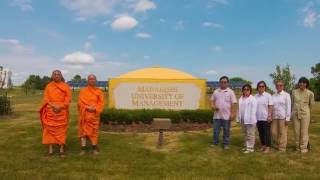 Fairfield (IA) United States  city photo : MMI visits Maharishi University Fairfeild, Iowa, USA