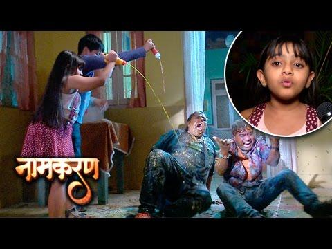 OMG! Avni BEATS The THIEVES | Naamkaran