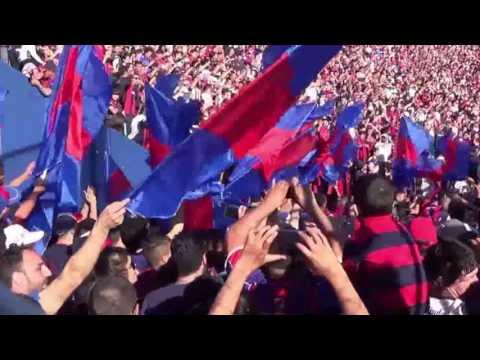 SAN LORENZO Duele el corazón Enrique Iglesias - Afición cantando - La Gloriosa Butteler - San Lorenzo