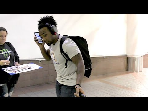 Xavier Woods SHOCKED As He Learns Fellow WWE Star Enzo Amore Was Kicked Off Plane For Vaping