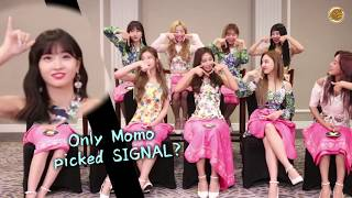 Video Exclusive! The Funniest TWICE's Interview You Will Ever See!!! Part 1 MP3, 3GP, MP4, WEBM, AVI, FLV Desember 2018