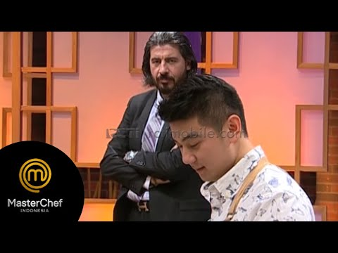 Chef Arnold Di Tantang Matteo? Seru Nih [Master Chef Indonesia Session 4] [15 Agustus 2015