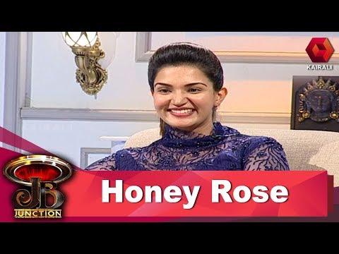 JB Junction - Honey Rose | ഹണി റോസ് | 17th June 2018 | Full Episode
