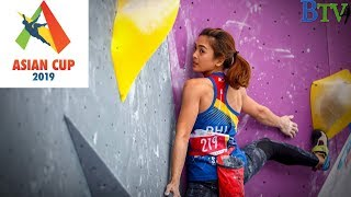 Asian Cup Bouldering 2019 - Finals by Bouldering TV