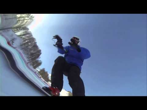 (WATCH) Sochi downhill via handheld cam! No, thank you!
