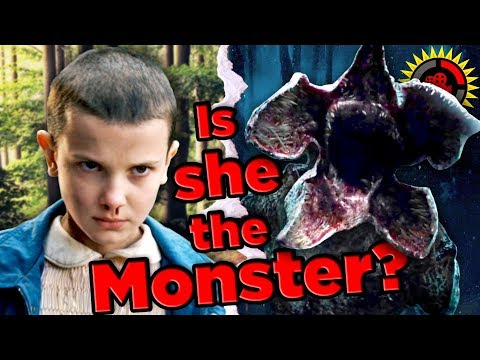 Film Theory: Stranger Things - IS ELEVEN THE MONSTER? (Stranger Things Season 2 Prediction)